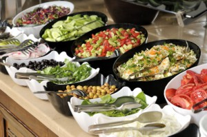Healthy Dining Options (PRNewsFoto/CLIA)