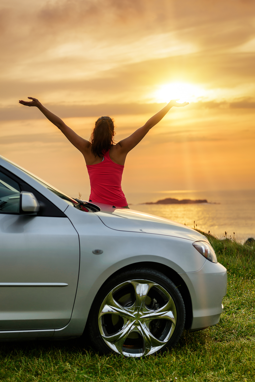 7 Reasons Why You Should Go On A Summer Road Trip Skymed