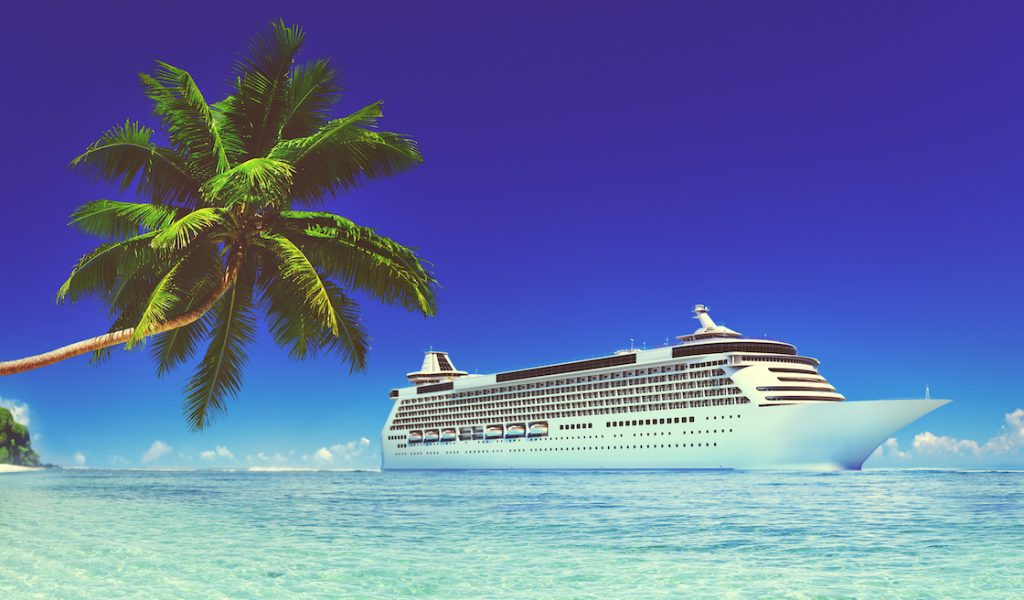 Cruise Vacation Travel Beach Summer Trip Sky Sea