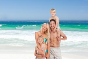Mexico family travel